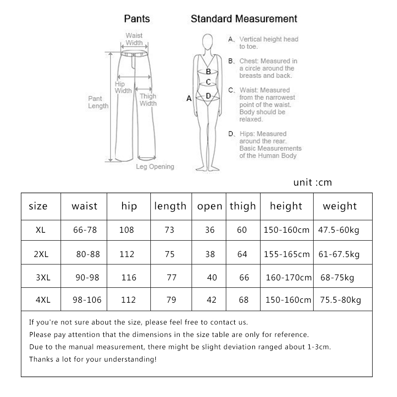 Capris-Pants Female High-Waist Straight Plus-Size Summer Women Candy-Color 4XL