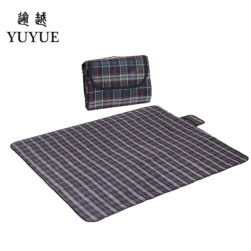 150*180cm picnic mat for outdoor camping fishing picnic camping mat beach blanket for tents outdoor camping fishing hiking 4
