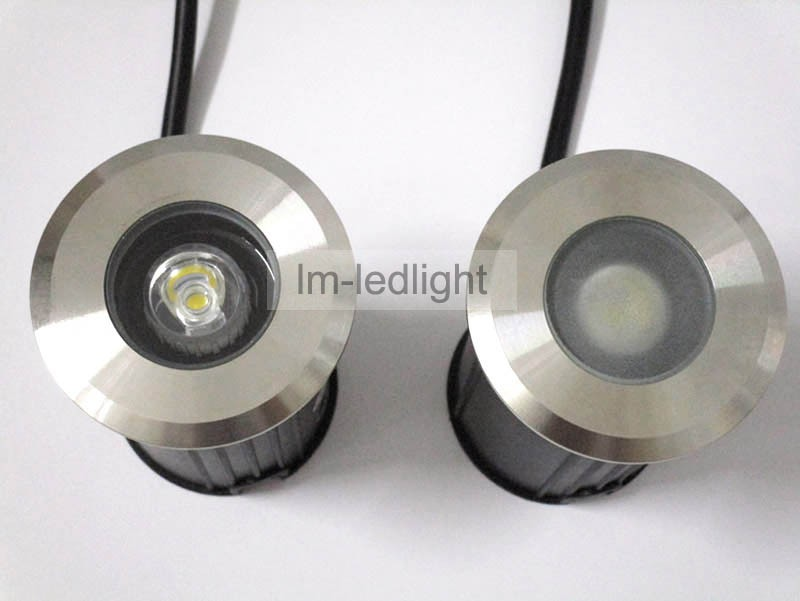 Spots led outdoor lighting dia mm v ip deck lamp warm