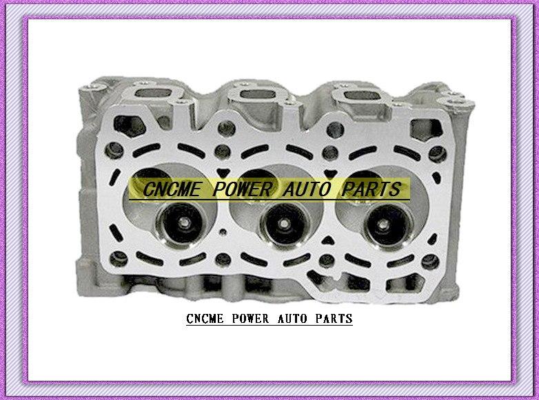 F8CV Bare Cylinder Head For Daewoo Matiz Tico 796cc 0.8L 1998  96316210 96642705 11110 80D00 1111080D00 11110 80D00 M96642708 Cylinder Head Automobiles & Motorcycles - title=