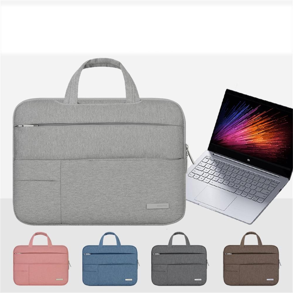Bolso portátil de fieltro de Nylon Soft Men Felt para Dell Asus - Accesorios para laptop - foto 1