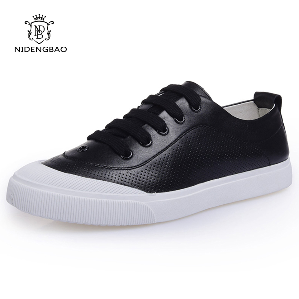 NEEDBO New Arrival Genuine Leather Fashion Mens Casual Shoes Cowhide Driving Moccasins Slip On Loafers Men Flat Shoes Breathable pl us size 38 47 handmade genuine leather mens shoes casual men loafers fashion breathable driving shoes slip on moccasins