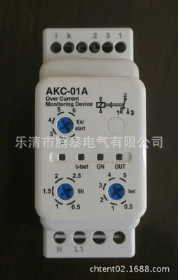 цена на Overcurrent Protection Relay Current Relay AKC-01A AKC01D