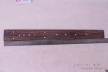 Palisander e-gitarre Griffbrett 24,75 gitarre rosenholzgriffbrett-teile unfinished #035