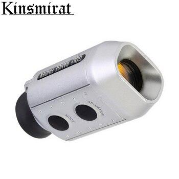 Цифровой лазерный дальномер для охоты/гольфа, дальномер 250Y 228,5 м, инструмент для измерения расстояния охоты, бесплатная доставка