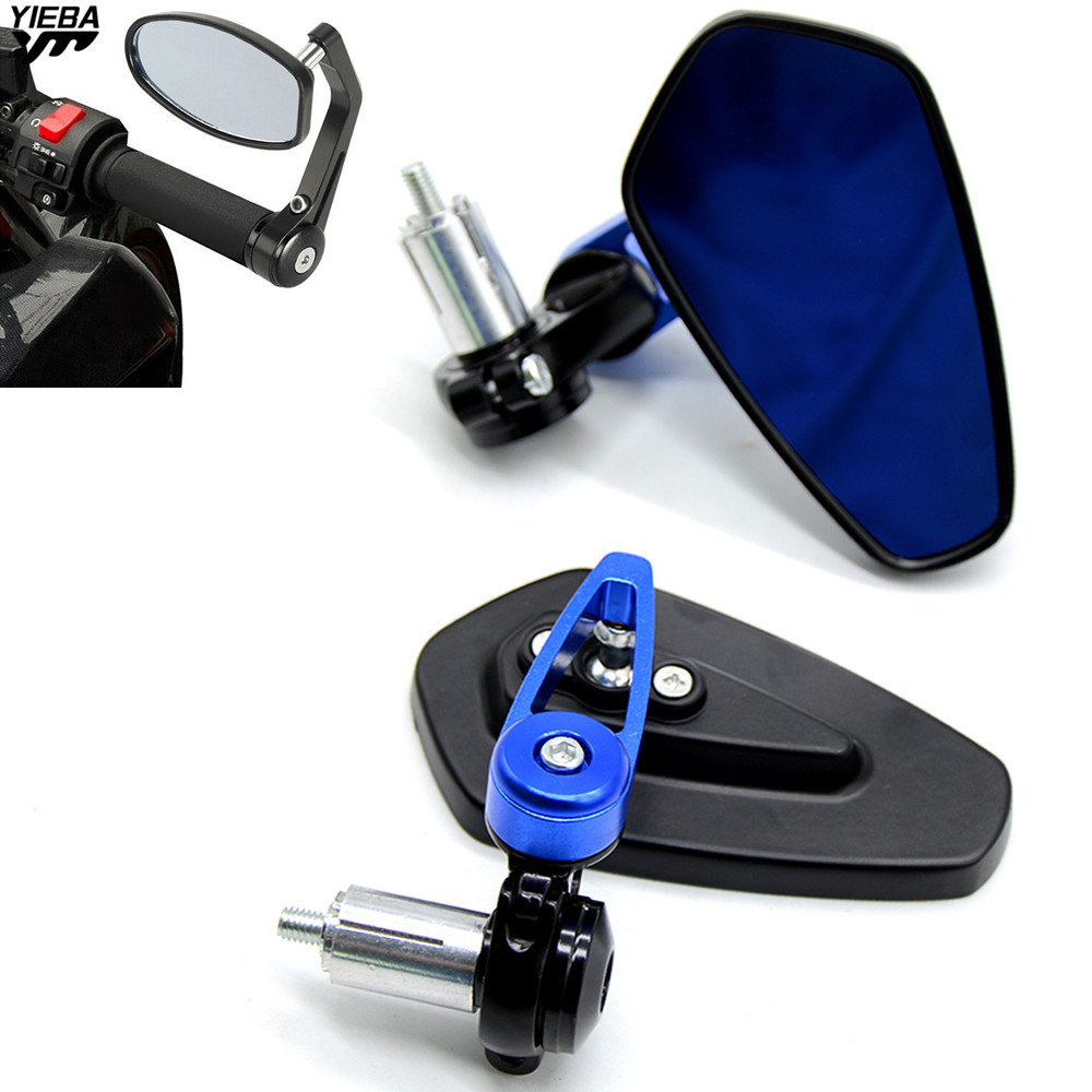 universal motorcycle rear view mirrors bar end mirror for aprilia scarabeo 500 ie sportcity 125 250 50 sr 50 sr motard 50 sx 50 in side mirrors  [ 1000 x 1000 Pixel ]