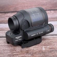 Caccia sight Caccia Mirino Reflex Sistema di Alimentazione di Caccia 1X38 SRS Red Dot Sight Scope Con QD Mount Ottica portata del fucile