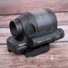 사냥 시력 사냥 반사 시력 전원 시스템 사냥 srs 1x38 qd 마운트 광학 소총 범위와 빨간 점 사이트 범위