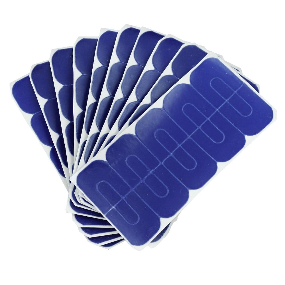 10x OPHIR Nagel Maske für Nagelkunstwerkzeuge Airbrush 3D Nagel ...