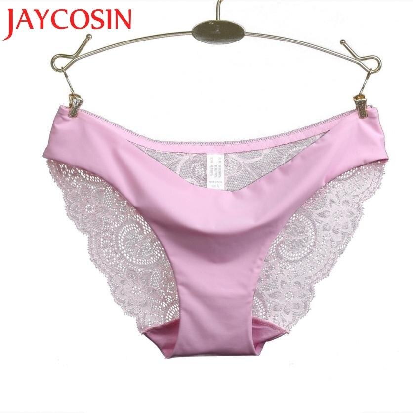 3c1a74b40 RE Ladies underwear woman panties Victoria fancy lace calcinha renda sexy  panties for women traceless crotch of cotton briefs on Aliexpress.com