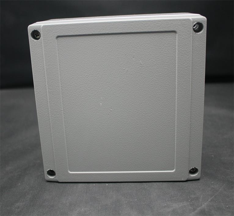 140*140*75MM Hot sale aluminium enclosure,aluminium box IP67 free shipping 1piece lot top quality 100% aluminium material waterproof ip67 standard aluminium box enclosure 180 140 55mm