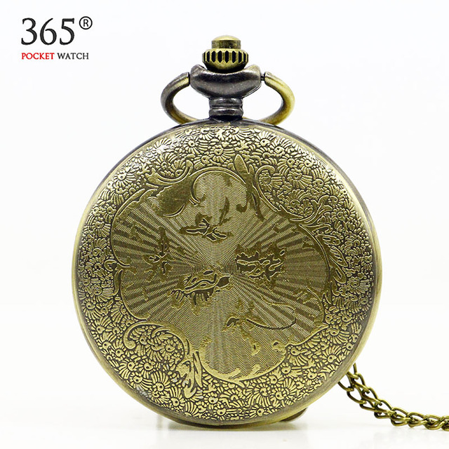 Attack on Titan Style Pocket Watch