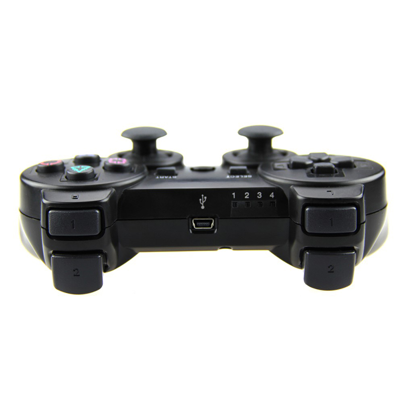 Image 2 - HOMEREALLY Wireless Bluetooth Game Controller For Sony Playstation 3 Wireless Controle Joysticks For PS3 Gamepad Dualshock-in Gamepads from Consumer Electronics