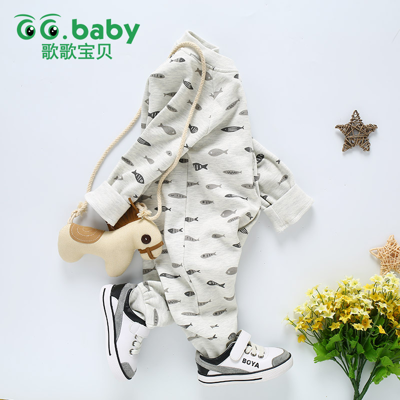 Fleece Baby Boys Rompers Baby Winter Jumpsuits Clothes Long Sleeve Cotton Outfits For Newborns Baby Boy Romper Clothing Overalls baby girl rompers 100% cotton overalls autumn winter kids long sleeve jumpsuits newborn infantil boys clothes baby costume bebes