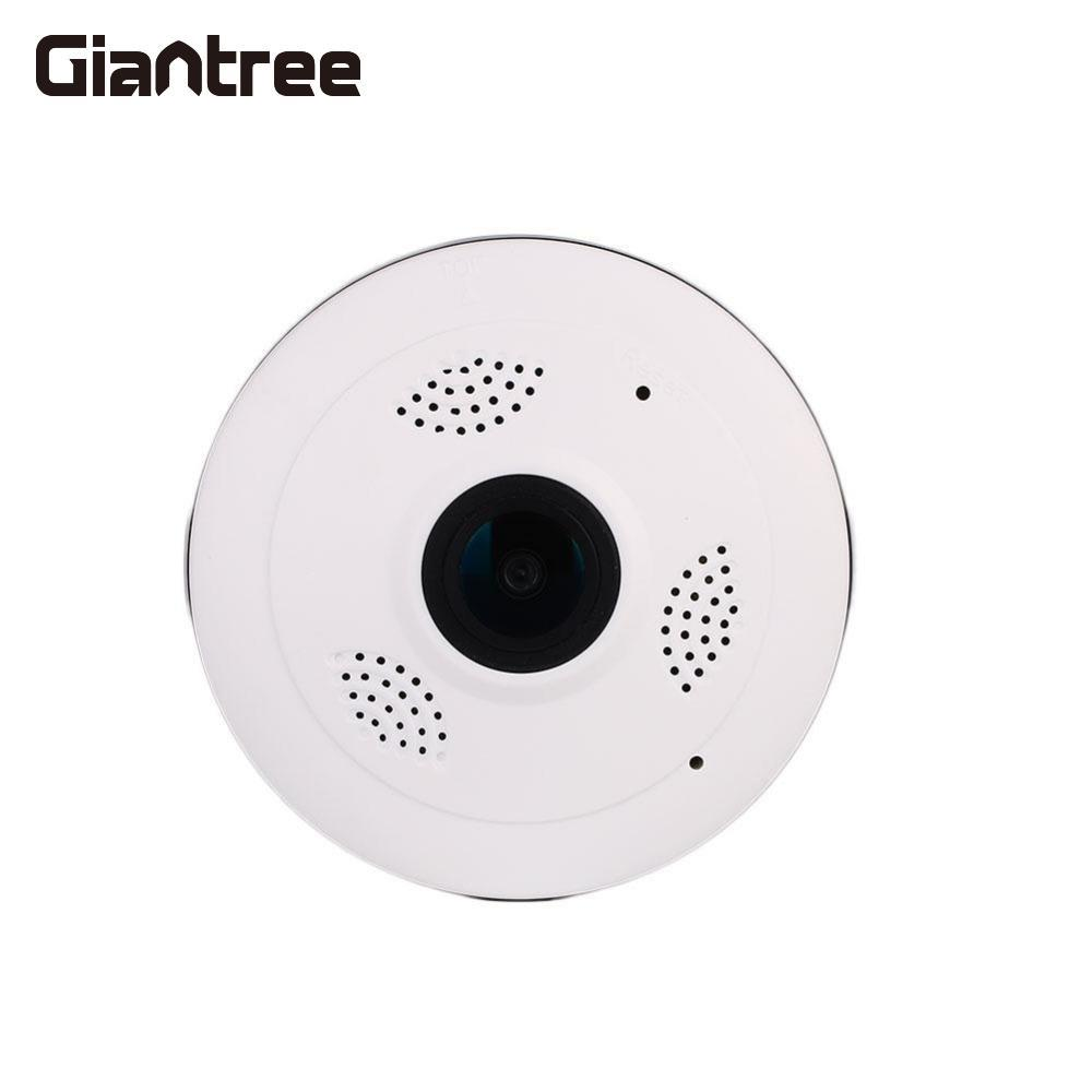 Cewaal FishEye Shape 960p IP camera Surveillance Clip on Cell Phone 360 degreesWide Angle Office Security with infrared function