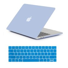 Matte Hard Cover Case for New MacBook Pro Retina 13 15 Case A1706 A1707 with Touch Bar OR A1708 w/out Touch Bar Release Oct 2016