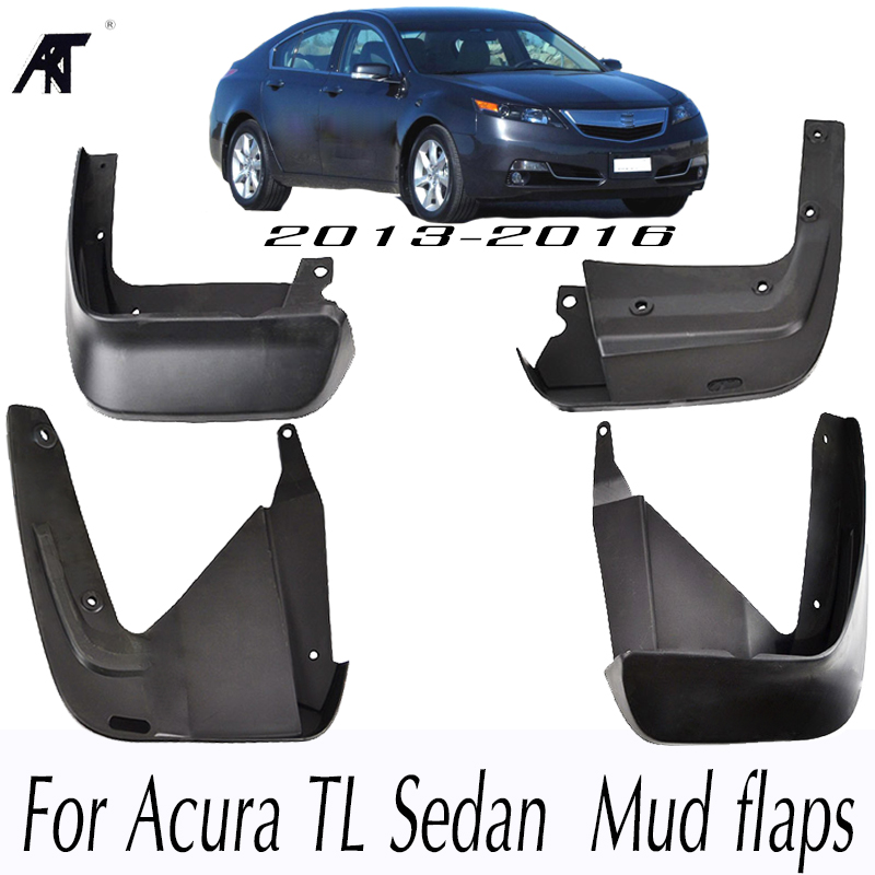 Car Mud Flaps For Acura TL Sedan 2012 2016 Mudflaps Splash