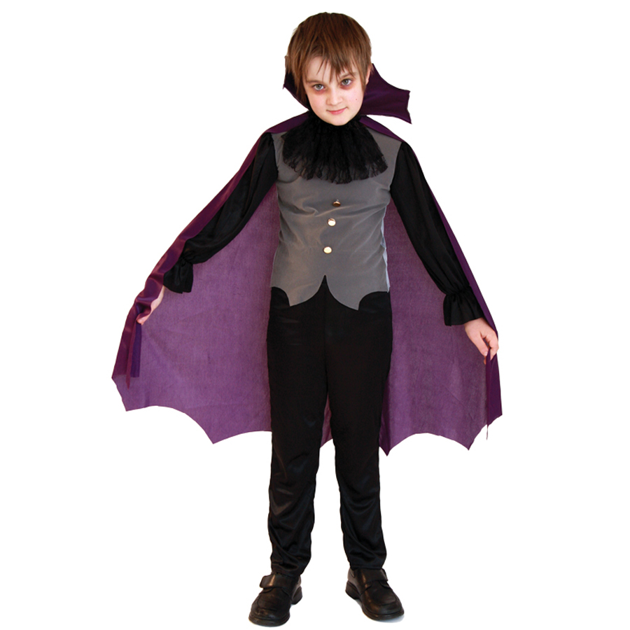 MOONIGHT 3 Pcs Children Cosplay Costume For Boys Halloween Costume kids Cosplay Set M L XL