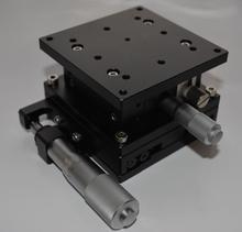 XZ Eje 80mm Deslizamiento Etapa XZ80-L Desplazamiento Plataforma del Elevador Carril de Guía 80*80mm