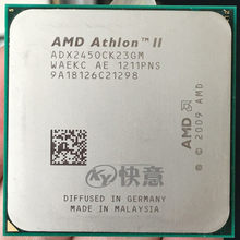 AMD Athlon II X2 245 CPU (procesador de 2,9 Ghz/2 M/2000 GHz) hembra am3 am2 + 938 pin hay vender X2 240 CPU(China)