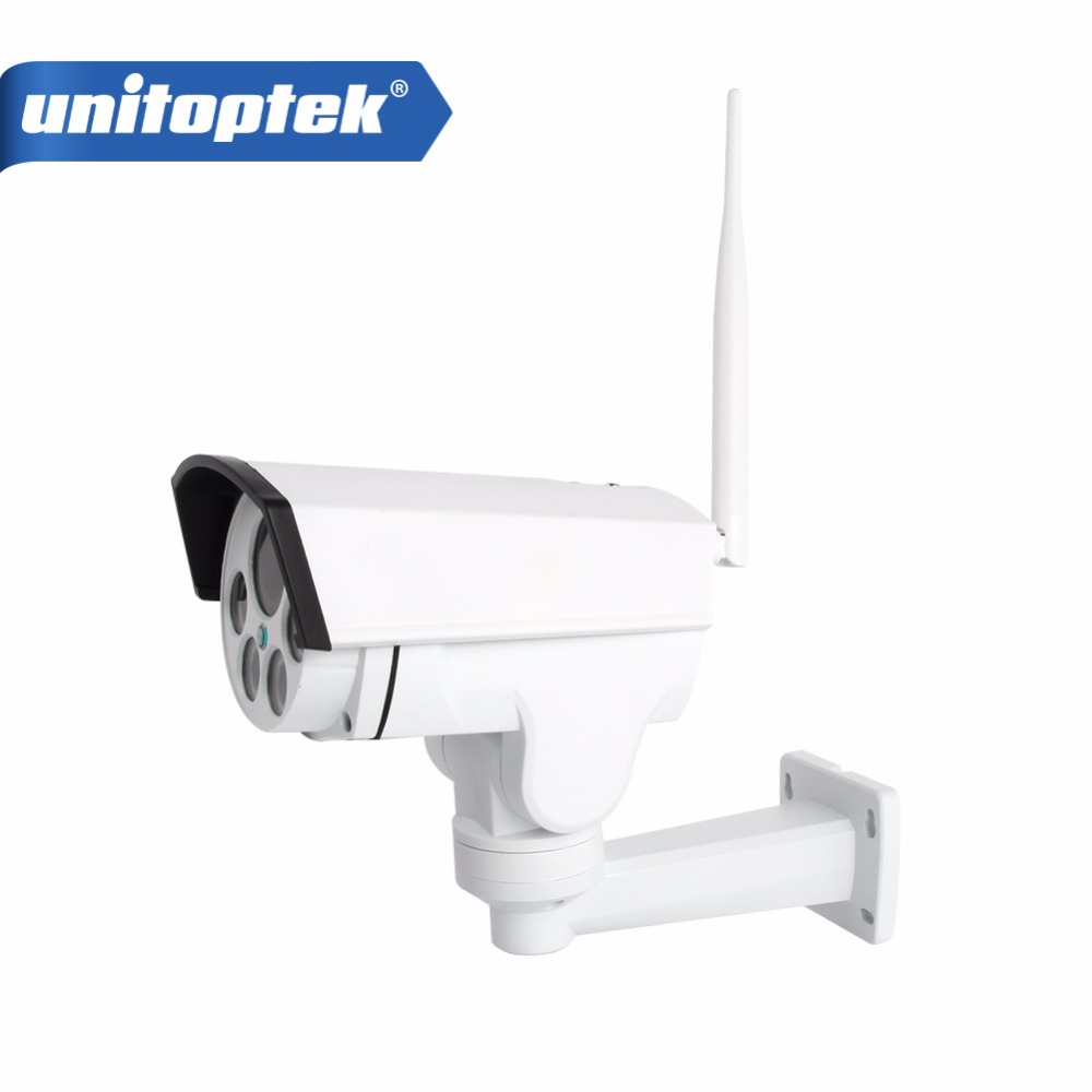 imágenes para HD 1080 P 960 P Mini Bala Wifi PTZ Cámara IP HI3516C + SONY IMX323 4X de Zoom de Enfoque Automático 2.8-12mm 2MP IR Inalámbrico Al Aire Libre Onvif