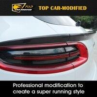Бесплатная доставка углерода Волокно задний спойлер/деталей автомобиля для порш Макан 2014 до