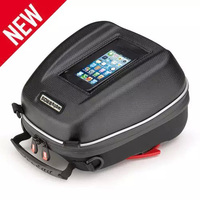 motorcycle Tank bags mobile navigation bag fits honda send waterproof cover consulting model and year