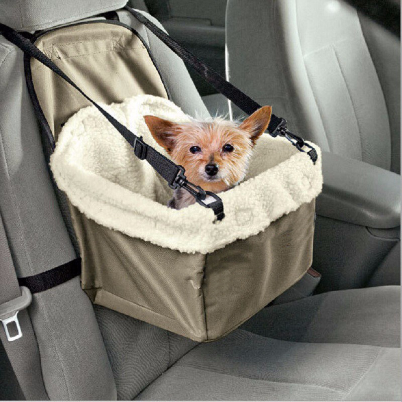 Hammock Style Pet Dog Carrier With Leash