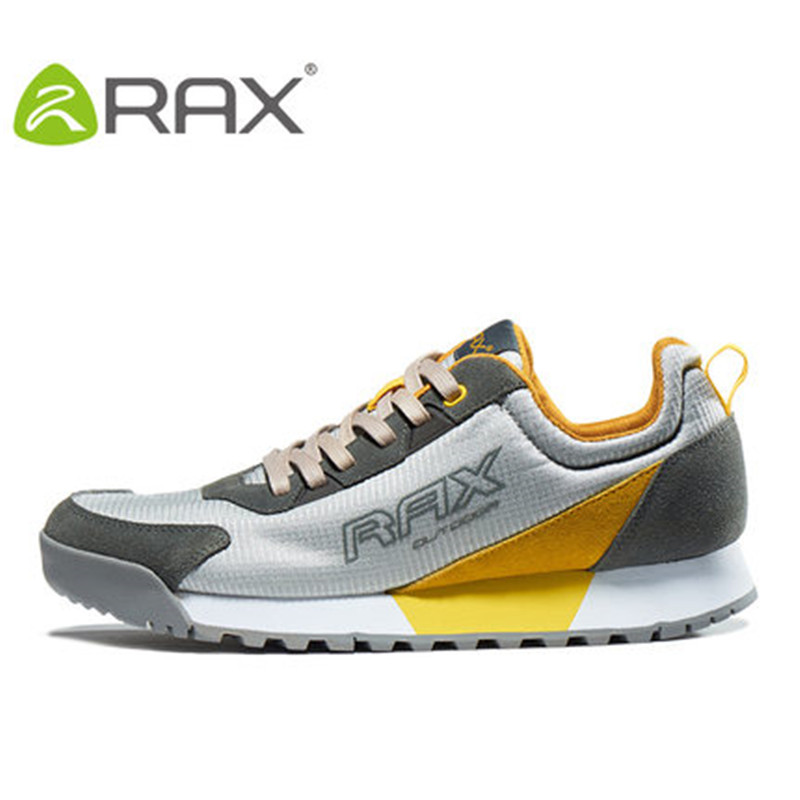 Rax Authentic 2018 Autumn And Winter Walking Men Warm Non - Slip Outdoor Women Hiking Shoes Sports Shoes rax suede leather casual shoes men warm autumn and winter outdoor shoes slip cushioning wear casual shoes size 39 44 b2039