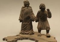 "7 ""Chinês famosa Mongólia Khan Genghis Khan Pure Bronze Jenghis militarista|mongolia black|mongoliamongolia hair -"