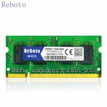 Reboto Новый Запечатанный Sodimm DDR2 1 ГБ/2 ГБ 667 МГц/PC5300S 800MhzPC6400S для Ноутбука Память RAM/пожизненная гарантия