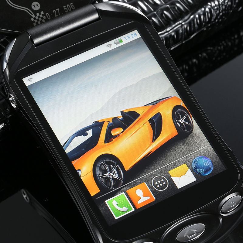 Unlock Car With Phone >> Newmind Unlock Flip Smart Android Car Phone Touch Big Display Dual