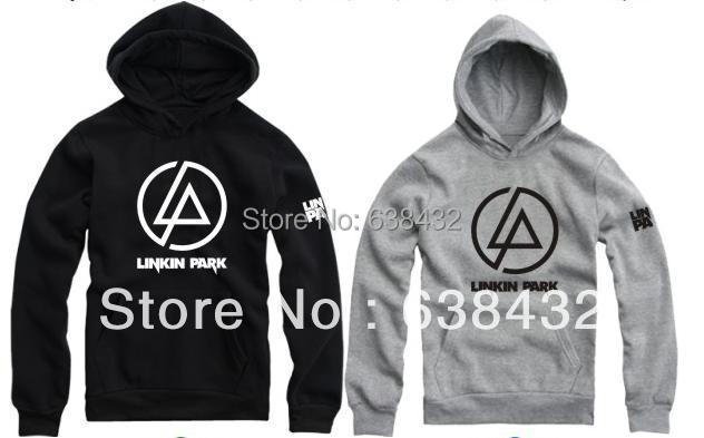 free shipping brand hoodie rock music band linkin park. Black Bedroom Furniture Sets. Home Design Ideas