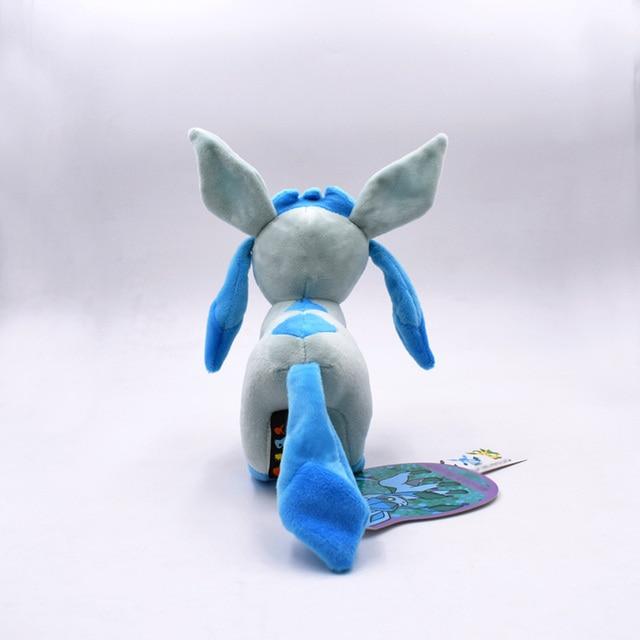 Аниме игрушка Покемон Гласеон 17 см 3