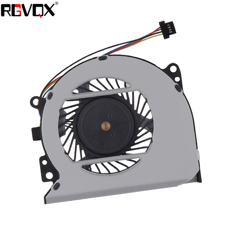 Купить с кэшбэком NEW Laptop Cooling Fan For HP X360 13-A ENVY 15-U 15-U499NR 15-U110DX PN: 776213-001 DFS501105PR0T CPU Cooler/Radiator