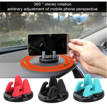 Universal Car Holder Rotatable Soft Silicone Anti Slip Mat M