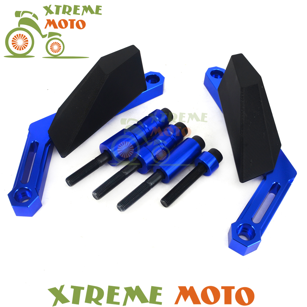 Motorcycle Frame Sliders Crash Pads Protector Engine Guard Fairing Falling Protection For Yamaha MT-09 FZ-09 MT09 FZ09 2013-2016
