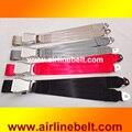 Top classic airline aviones avión cinturón de seguridad hebilla del cinturón de seguridad del cinturón de seguridad para vehículos auto car barco envío libre