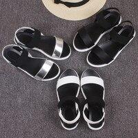Women S Summer Sandals Shoes Peep Toe Low Shoes Roman Sandals Ladies Flip Flops Comfortable Massage