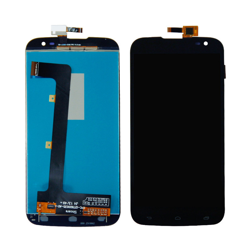 For BLU Studio 6.0 HD D650 D650A D650i LCD Display Digitizer Screen Touch Panel Glass Assembly Replacement
