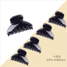 12 PIECES/lot New fashion Korean small hair clips for girls accessories fringe top pins  3.2*2cm