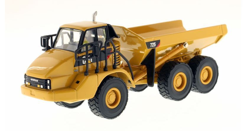 Toy Model DM 1:50 Caterpillar CAT 725 Articulated Dump Truck Engineering Machinery Diecast Toy Model 85073 Collection,DecorationToy Model DM 1:50 Caterpillar CAT 725 Articulated Dump Truck Engineering Machinery Diecast Toy Model 85073 Collection,Decoration