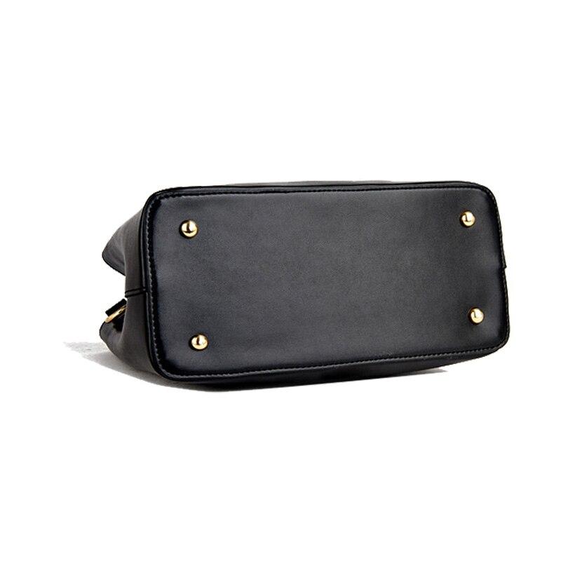 bolsas de luxo mulheres sacolas Women Leather Handbags : Leather Bags Women