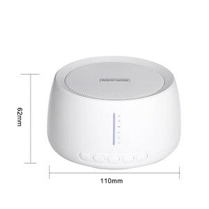 Image 5 - جهاز معزز لجودة النوم أبيض للضوضاء جهاز علاج صوتي مساعد للنوم جهاز علاج طبيعي للأرق