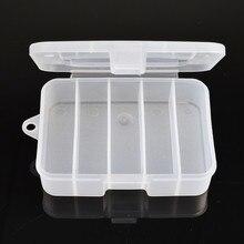 fishing pesca winter fishing accessories Plastic  Compartmen