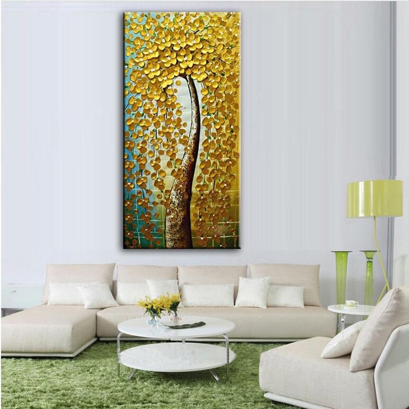 Lukisan minyak, Tangan dicat dekorasi rumah lukisan, Kualitas tinggi - Dekorasi rumah - Foto 6