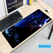 Mairuige Big Promotions 900*400*3mm Star War Large Pad Laptop Mouse Not