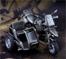Game PUBG three wheeled motorcycle Playerunknowns Battlegrounds Cosplay Costumes Props Alloy Armor Plaything Figure