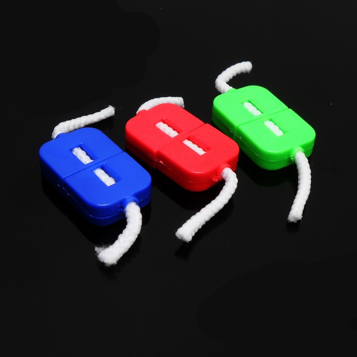 1pc 2018 Broken Rope restoration close-up magic trick children's puzzle novelty prop toy gift easy to operate whole person joke
