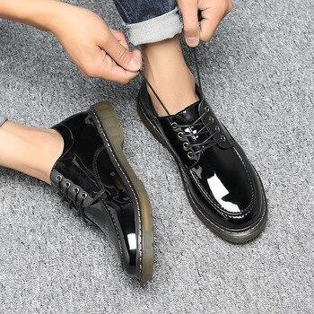 538d2002 Zapatos oxford de marca de lujo para hombre, zapatos de vestir negros  italianos para hombre